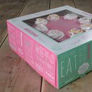 FunCakes Cake Box -Quotes- 26x26x12cm pk/2