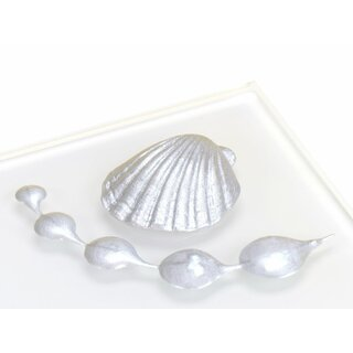 RD Metallic Paint Light Silver 25ml