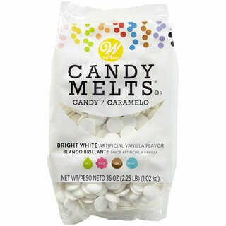 Wilton Candy Melts® Bright White 1kg