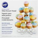 Wilton Mini Cupcakes N More stand, 24 ct