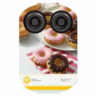 Wilton 6-Cavity Donut Pan