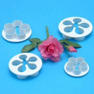 PME 5 petal cutter set/4
