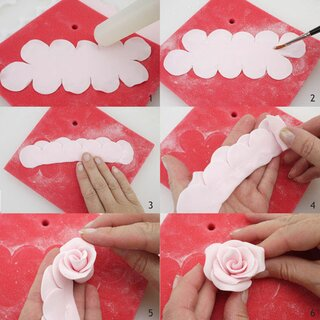 FMM Cutter The Smaller Easiest Rose Ever Set/2