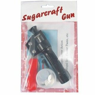 Sugarcraft Gun incl. disc set