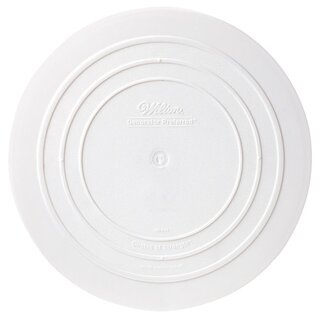 Wilton Decorator Preferred Smooth Edge Plate 20cm