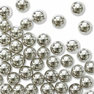 PME Sugar Pearls Silver 8mm 25g